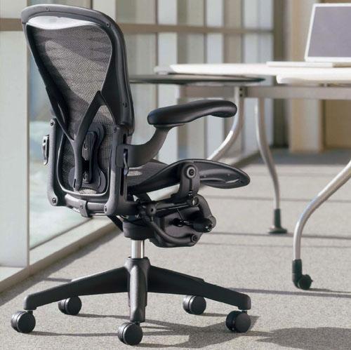 & Herman Miller Aeron Chair Review