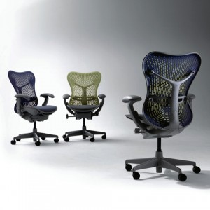 Ordinaire Herman Miller Mirra Chair